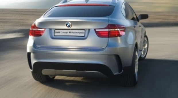 New BMW X6 – Pictures
