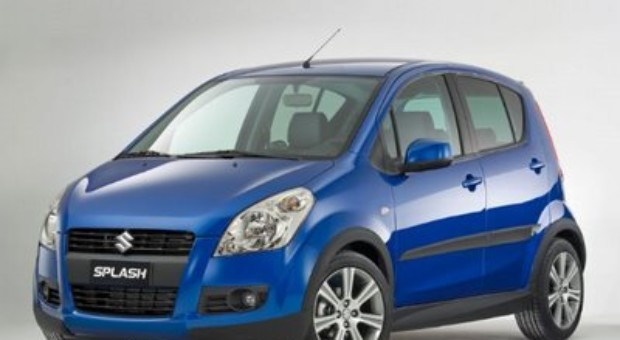 2009 Suzuki Splash – Preview