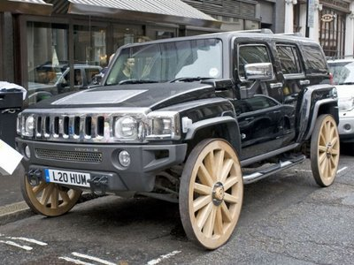 Funniest Hummer H3 – Country Hummer