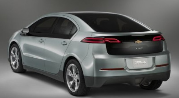 Chevrolet Volt becomes Opel Electra in Europa