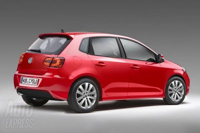 New VW Polo like VW Golf 6 ?