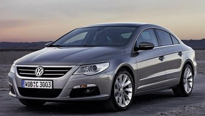 VW Passat 4 Motion Coupe Overview