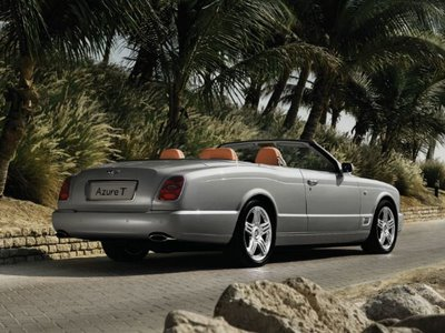 New Bentley Azure 'T' Deluxe Edition