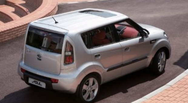 New Kia Soul without problems