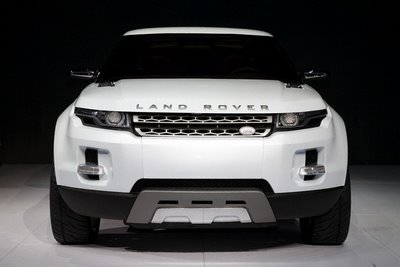 The New Land Rover LRX