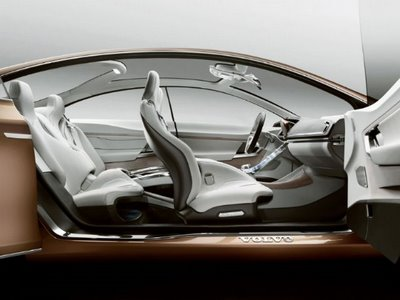 New Volvo S60 Concept. Shows the new S60?
