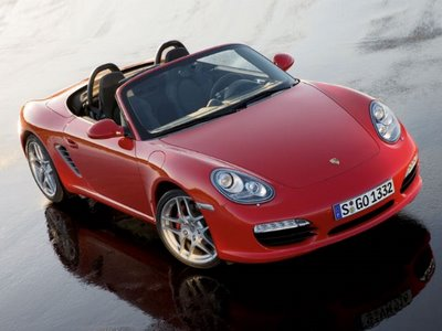 WTF: Diesel motor for new Porsche Boxster?
