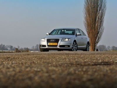 2009: New Audi A6 2.0 TDIe