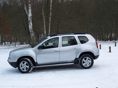 2010 Dacia Duster 4×4 preview
