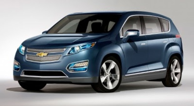 2010 Chevrolet Volt MPV5 Video Review