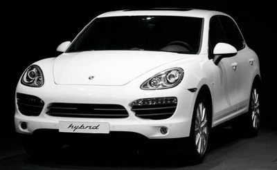 Porsche Cayenne S Hybrid to Debut in New York