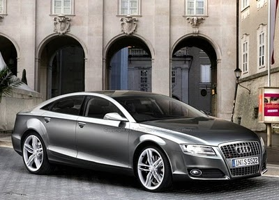 2010/2011 New Audi A7 Overview