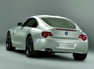 BMW Z4M car review by Top Gear