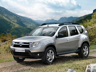 Dacia Duster Road Test Review