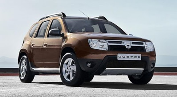 Dacia Duster (Presentation & Pictures)