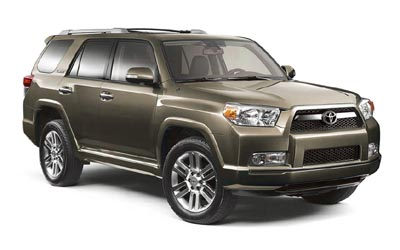 2010 Toyota 4Runner Offroad Review (US version)