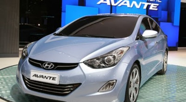 Hyundai Unveils All-New Avante (Elantra)