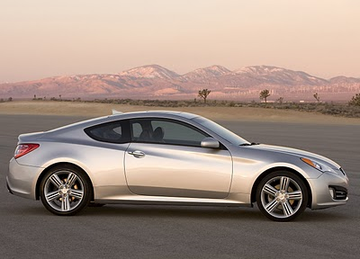 2010 Hyundai Genesis Coupe Concept Review on road test