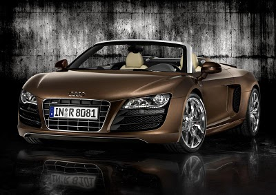 2010 Audi R8 Spyder Review