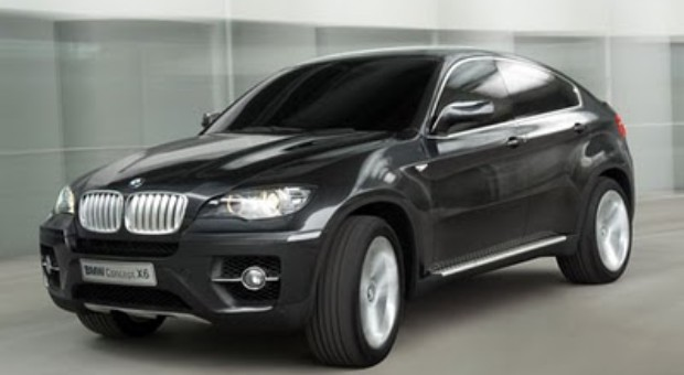 BMW X6 Car & Engine Specifications