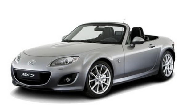 2010 Mazda MX5 & Mazda Thrillseekers review