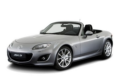 Mazda Brings The Heat With The New MX-5