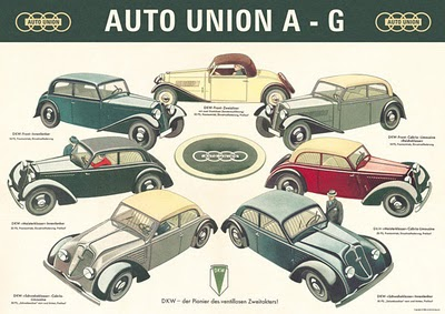 The story of Auto Union