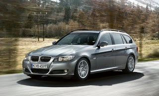 BMW 3 Series Sports Wagon (Military edition)
