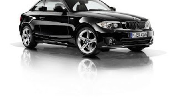 The new 2011 BMW 1 Series Coupe
