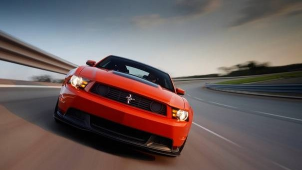 2012 Ford Mustang – Review of Boss 302 model