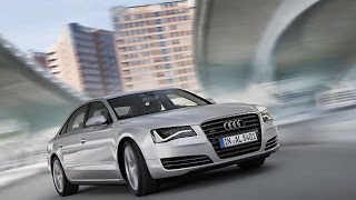 2011 Audi A8 Progressive Design: Audi Debuts Super Bowl Companion Ad During the NFL Playoffs