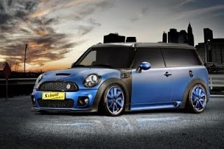 2011 Mini Cooper Clubman S by Schmidt Revolution