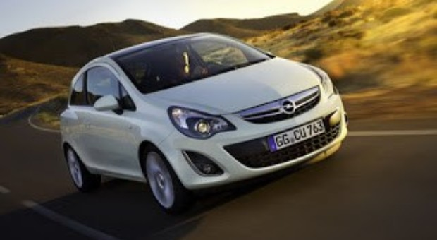 Opel Corsa brings a new look for 2011
