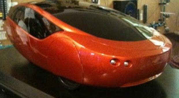 Urbee Concept Car – The natural way to drive