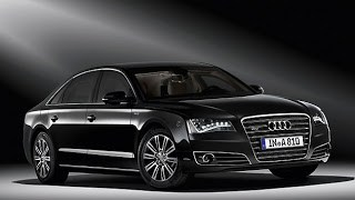 Audi is introducing a new, exclusive model – the A8 L Security