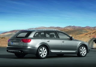 Audi A6 allroad quattro wins OFF ROAD AWARD 2011