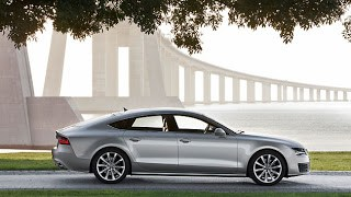 Audi A7 Sportback wins Design Summit