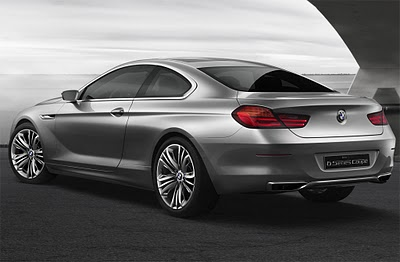 2012 New BMW 6 Series