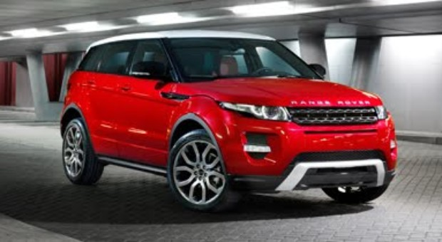 New Range Rover Evoque – Pulse of the city