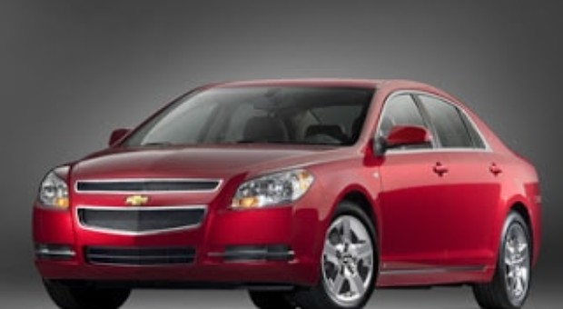 New Chevrolet Malibu Ready for Global Premiere