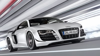 Audi R8 GT U.S. pricing starts at $196,800