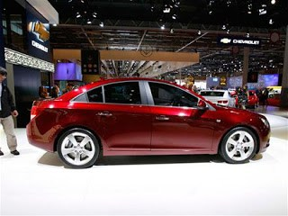 About Chevrolet Cruze's Innovative electrical technology