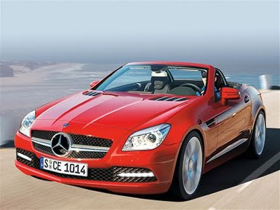 (P) Speed date with Mercedes SLK