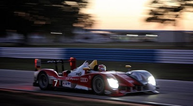Audi R15 TDI bids farewell at Sebring