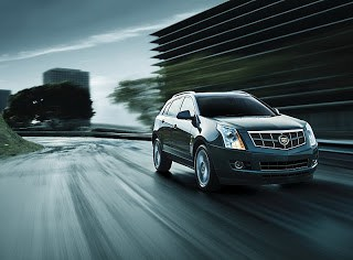 2012 New Cadillac SRX review