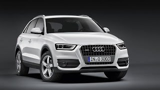 The new Audi Q3 – a premium SUV