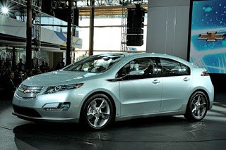 Chevrolet Volt Named 2011 Best World Green Car