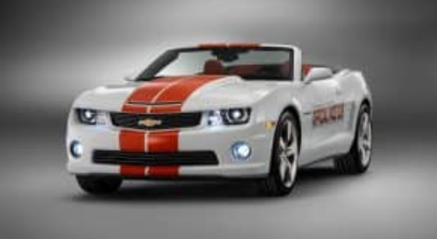 Extreme Testing Verifies Top Quality for Camaro Convertible