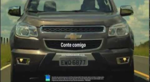 New Chevrolet S10 | Comercial
