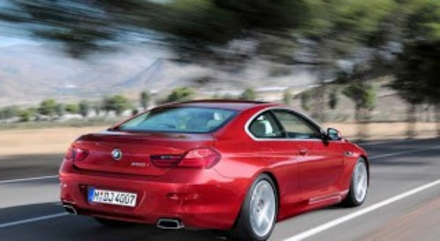 2012 BMW 650i Coupe (Review)